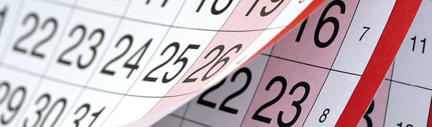 Calendario accademico | Dipartimento di Ingegneria e Scienza dell