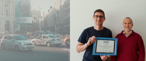Best Paper Award - IEEE VNC 2018
