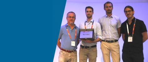 Best Paper Award at IPIN 2019