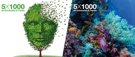 Il 5x1000 all'Università di Trento