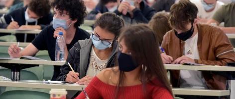 Pubblicazione graduatorie test di ammissione area scientifica - agosto 2021