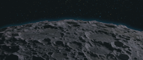 Artificial intelligence discovers 100,000 new craters on the Moon
