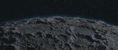 L'intelligenza artificiale scopre 100.000 nuovi crateri sulla Luna