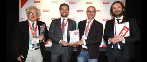 AUSILIA awarded with Premio Innovazione SMAU