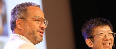 Il prof. Giuseppe Riccardi (DISI) eletto ISCA Fellow 2017