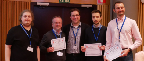 D3S research group led by Prof. Gian Pietro Picco recognised with research awards