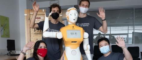 Robot Umanoide ARI